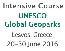 International Intensive Course on Geoparks – UNESCO Global Geoparks