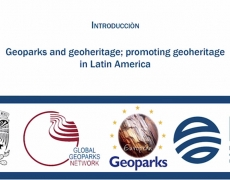 Workshop Geoparks and geoheritage – Promoting geoheritage in Latin America