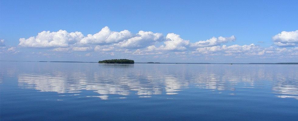 Oulujärvi Niskanselkä
