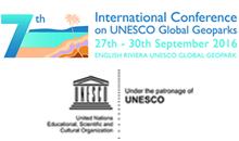 7th International Conference on UNESCO Global Geoparks 2016 –  English Riviera UNESCO Global Geopark