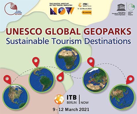 GEOPARKS IN ITB 20219-12 March 2021