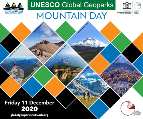 Digital 2020 Course on UNESCO Global Geoparks UNESCO GLOBAL GEOPARKS: Territories of Resilience COURSE FOLLOW UP