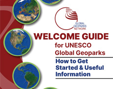 WELCOME GUIDE for UNESCO Global Geoparks