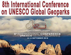 8-14 September 2018Adamello Brenta UNESCO Global Geopark