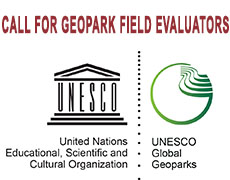 2017 CALL FOR APPLICATIONS FOR THE ROSTER OF EVALUATORS FOR UNESCO GLOBAL GEOPARKS