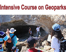 International Ιntensive Course on Geoparks – UNESCO Global Geoparks and Geotourism DevelopmentJune 12-22, 2017Lesvos island – Greece