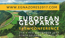 14th European Geoparks Conference – AZORES UNESCO GLOBAL GEOPARK PORTUGAL