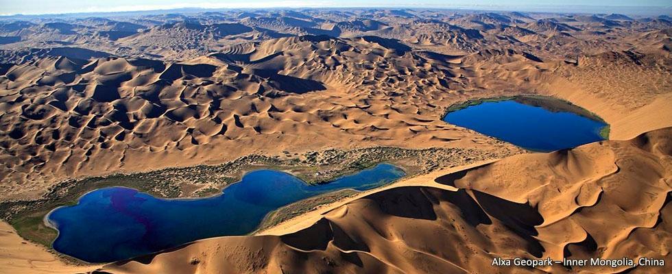 Alxa Geopark – Inner Mongolia, China