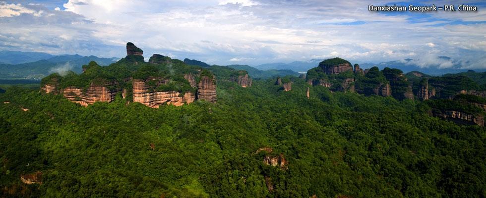 Danxiashan Geopark – P.R. China