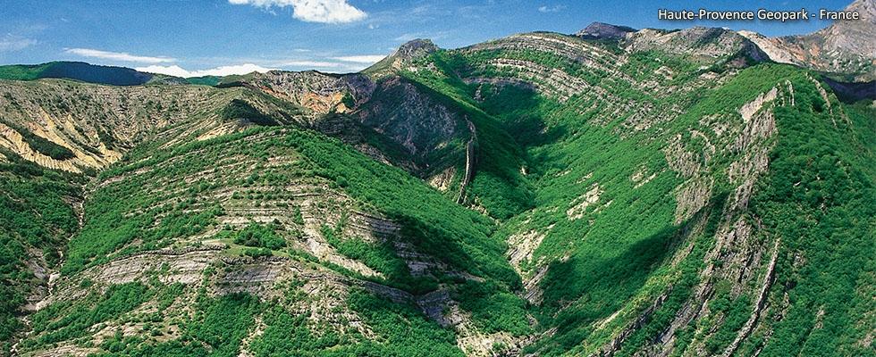 Reserve Géologique de Haute Provence – France