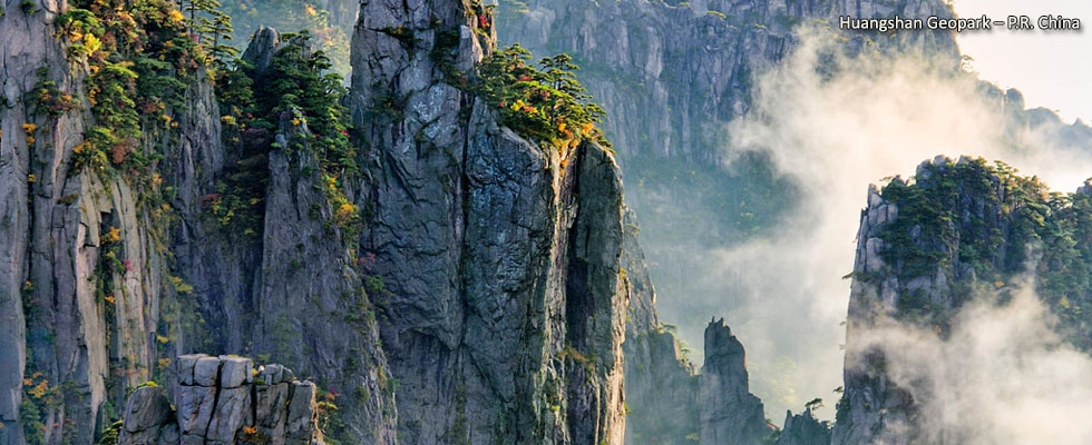 Huangshan Geopark