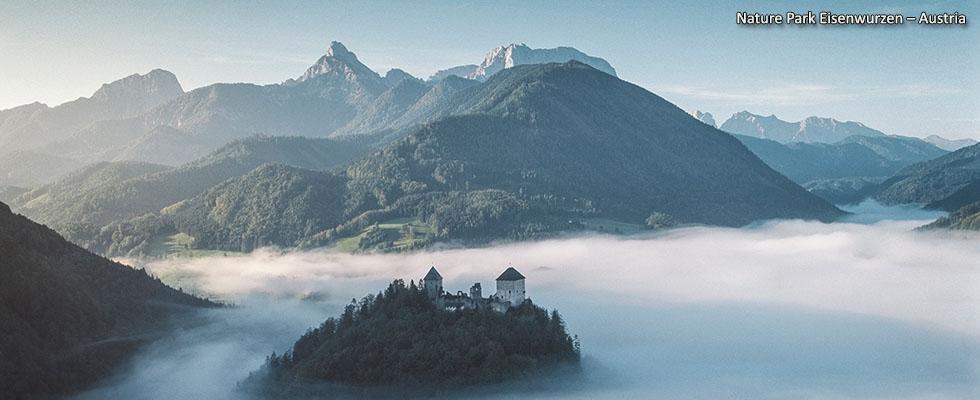 Nature Park Eisenwurzen – Austria