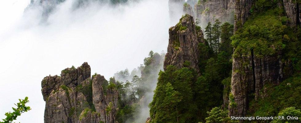 Shennongia Geopark – P.R. China
