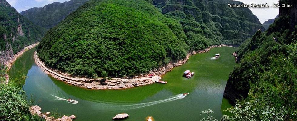Yuntaishan-China-Whale Bay