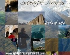 Calendar of annual activities 2017 Sobrarbe-Pirineos Geopark