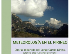 """Conference on """"Meteorology in the Pyrenees"""""""