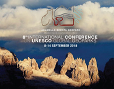 8th International Conference on UNESCO Global Geoparks8-14 September 2018 Adamello Brenta UNESCO Global Geopark