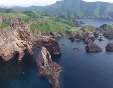 Oki Islands – Islands connecting people and land