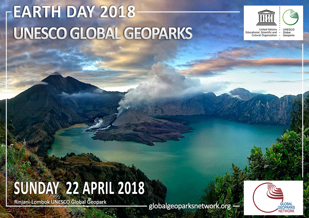 Earth Day 2018 Celebration - Global Geoparks Network