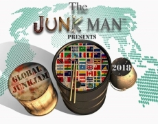 Live Global Junkjam from the English Riviera UNESCO Global Geopark