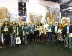 FITUR 2019UNESCO GLOBAL GEOPARKS NETWORK STANDEVENTS & PRESENTATIONS