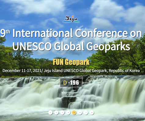 9th International Conference on UNESCO Global Geoparks