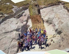"International Intensive Course on UNESCO Global Geoparks ""UNESCO Global Geoparks and Sustainability"""