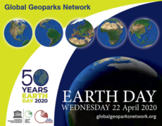 EARTH DAY – 22 April 2020