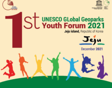 1st UNESCO GLOBAL GEOPARKS YOUTH FORUMRescheduled to December 2021