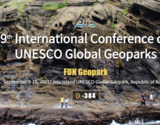 9th International Conference on UNESCO Global Geoparks  Jeju Island, Republic of KoreaRescheduled to 9-15 September 2021