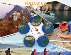 """2nd FOLLOW UP COURSE  ON UNESCO GLOBAL GEOPARKS""""UNESCO GLOBAL GEOPARKS: Territories of Resilience""""2 November, 2020"""