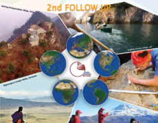 2nd FOLLOW – UP Meeting of the DIGITAL Course on UNESCO Global Geoparks – Lesvos 2020