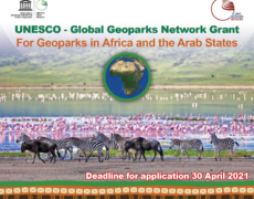 Call for the UNESCO – Global Geoparks Network GGN Grant