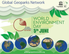 UNESCO GLOBAL GEOPARKS celebrate the WORLD ENVIRONMENT DAY Ecosystem Restoration 5 June 2021