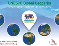 GEOPARKS CELEBRATE THE INTERNATIONAL TOURISM DAY 2021 – 27th SEPTEMBER
