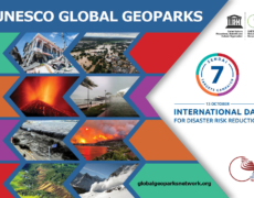 UNESCO Global Geoparks celebrate the 13th October 2021, the International Day for the Disaster Risk Reduction